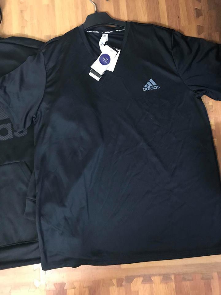 Áo thun thể thao Adidas MSP109 ( từ 90kg trở lên )