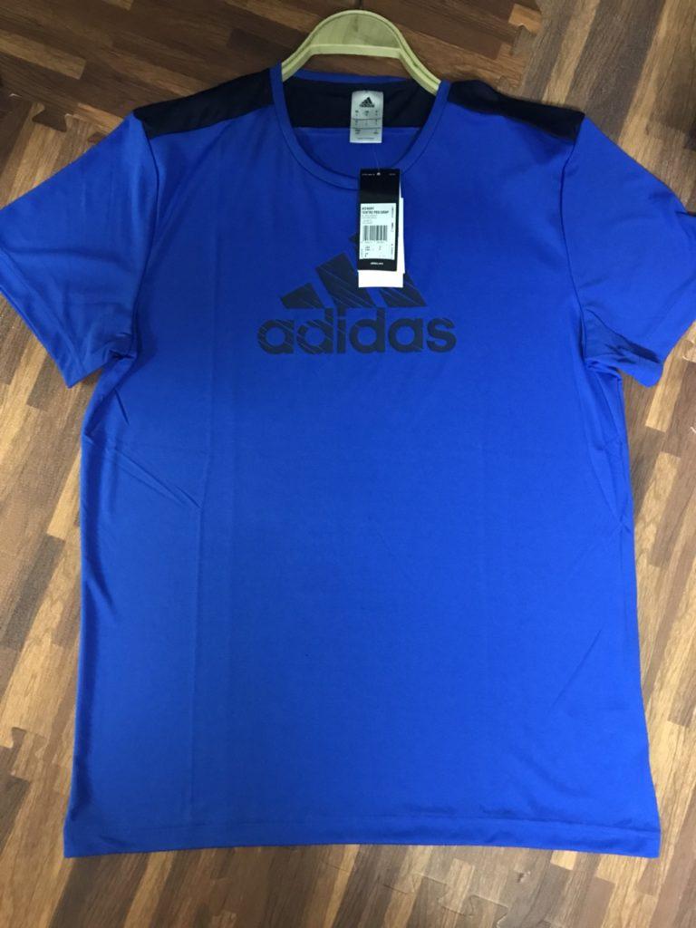 Áo thun thể thao Adidas MSP108 ( từ 90kg trở lên )