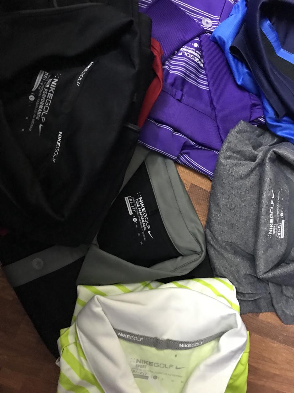 Áo thun NikeGolf bigsize MSP107 ( từ 90kg trở lên )