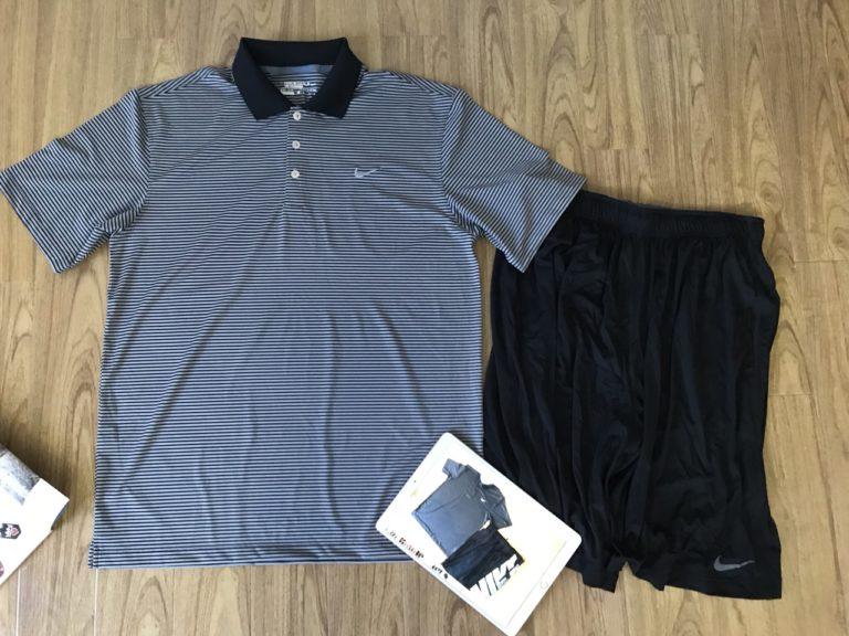 Áo Nike golf bigsize nam MSP101 ( từ 100kg trở lên )