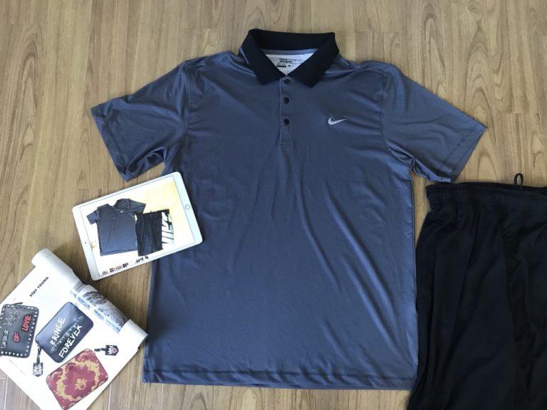 Áo Nike golf bigsize nam MSP1011 ( từ 100kg trở lên )