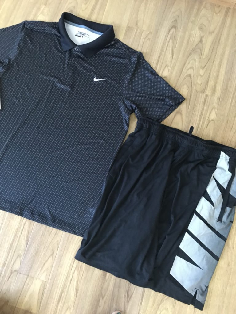Áo Nike golf bigsize nam MSP1012 ( từ 100kg trở lên )