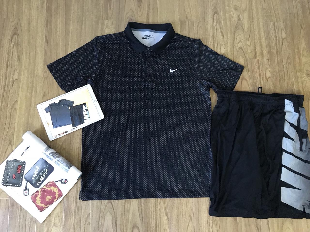 Áo Nike golf bigsize nam MSP1013 ( từ 100kg trở lên )